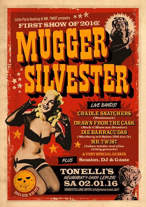 Mugger Silvester