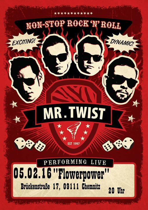 2morrow: Chemnitz @ Flowerpower!