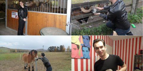 Angebot des Tages: Ein Zoobesuch mit Kossi! (