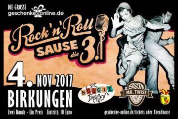 Birkungen | 3. Rock 'n' Roll Sause