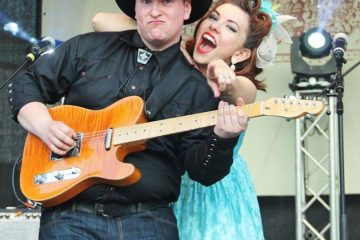 Chemnitz Silbersaal feat. Sophie & Pete Rogers
