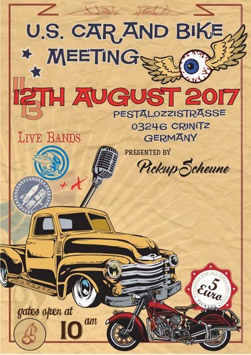 Crinitz U.S. Car Treffen