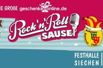 geschenke-online.de Rock 'n' Roll Sause (Birkungen / Karnevalfeier mit Mister Twist)