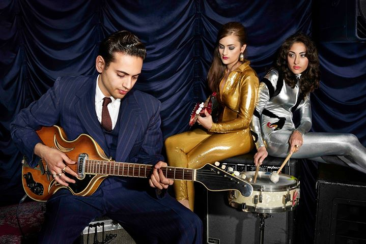 Kitty, Daisy & Lewis (Support: MR. TWIST)