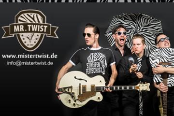 "MR. TWIST ""High Quality Rock'n'Roll Entertainment"" from Leipzig / Germany! www.m"
