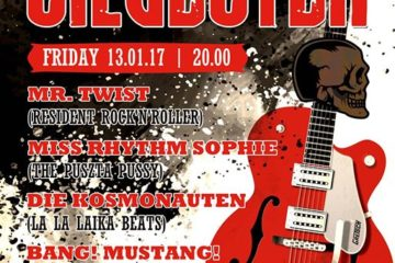 """MR. TWIST (Resident Rock'n'Roller)"" www.facebook.com/mistertwistgermany  ""Mis"
