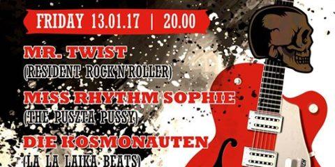 """""""MR. TWIST (Resident Rock'n'Roller)"""" www.facebook.com/mistertwistgermany  """"Mis"""