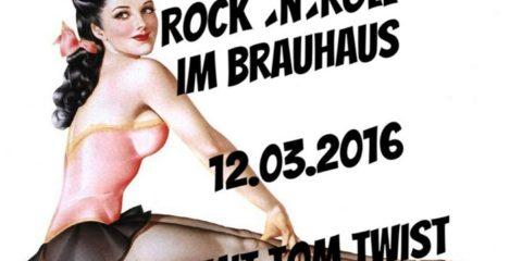 Naumburg / Rock 'n' Roll im Brauhaus mit T?m Twist
