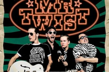 Plauen | The Ranch als MR. TWIST TRIO aka Pomenaden Nomaden