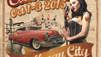 Pullman City (Eging am See): Rockabilly Convention mit Miss Rhythm Sophie & Mister Twist