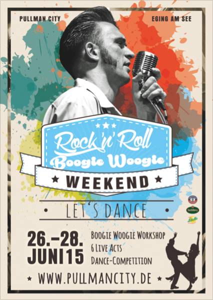 Pullman City | Rock 'n' Roll Weekend