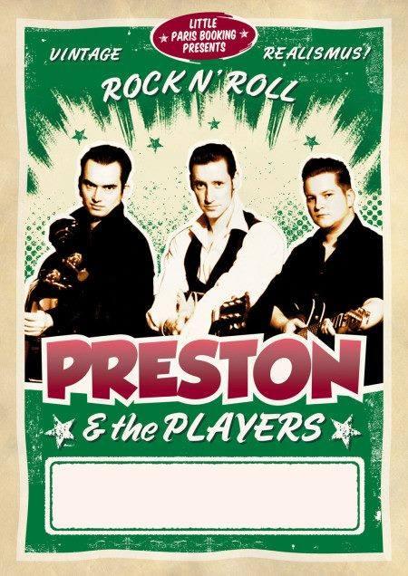 Silvester | Prime Burger mit Leipzig Preston & The Players