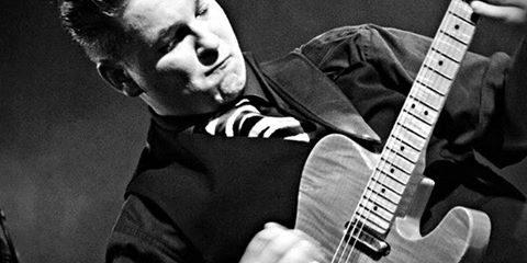 Sömmerda / MR. TWIST mit lauten Gitarren im Piano