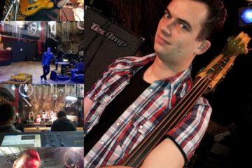 Soundcheck in Saalfeld: Locazione fantastico! Leute sollen auch kommen...