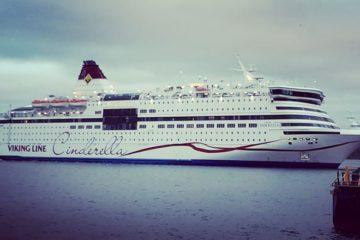 """Stockholm """"Rock at Sea"""" auf der MS Viking Cinderella! Ein Auflauf von Kaputtnick"""