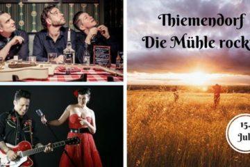 Thiemendorf: Die Mühle rockt!