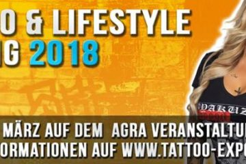 Tattoo & Lifestyle Expo 2018