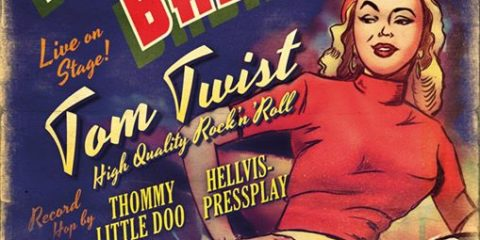 Dresden wir kommen! Tom Twist @ Rosi's!Rosis Birthday Bash - Tom Twist