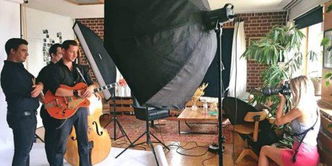 Shoot vom  #shooting mit  #tomtwist im  #isostudioleipzig - seid gespannt auf di
