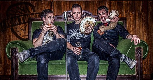 TOM TWIST in Eilenburg | X-mas-Attack