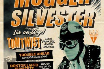 """Bitte schon mal vormerken: """"Mugger Silvester"""" am 04.01.19 im Tonelli's! Es wird"""