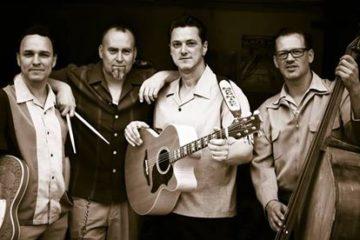 The Wild Wood Boys beim Rock'n'Roll Stammtisch im Tonelli's