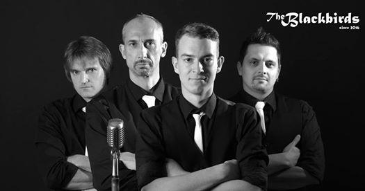 The Blackbirds beim Rock'n'Roll Stammtisch im Tonellis