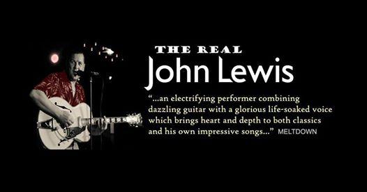 John Lewis Trio (Wales) beim Rock 'n' Roll Stammtisch