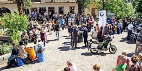 "TOM TWIST in Mutzschen | ""Schloss - Motosoul Saisoneröffnung"""