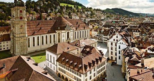 TOM TWIST in St. Gallen (CH) |