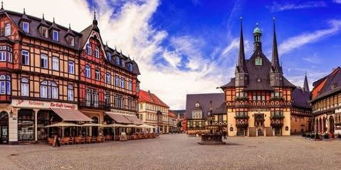 "TOM TWIST in Wernigerode | ""Hasseröder Burghotel"""