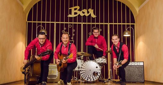 Die Eis Boys zum Rock'n'Roll Stammtisch im Tonellis
