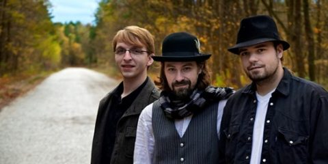 The Roadbrothers zum Rock'n'Roll Stammtisch im Tonellis