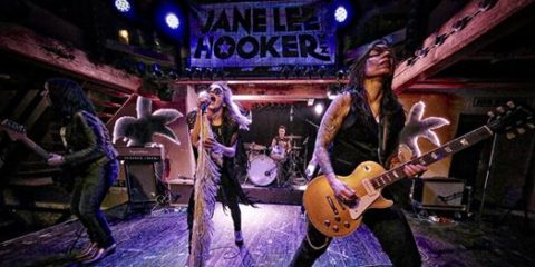 Jane Lee Hooker (NYC) • Leipzig • Tonellis