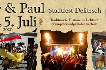 "TOM TWIST in Delitzsch | ""Peter & Paul Fest"" Schlosswiese"