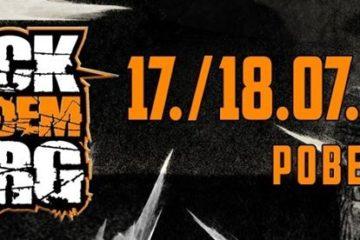 "TOM TWIST in Pobershau   ""Rock auf dem Berg Festival"""