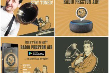 """Preston spielt Rock'n'Roll für Kenner, Liebhaber, Einsteiger und Freaks auf """"Rad"""