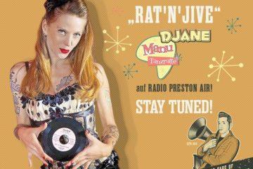 NEW DJs & DJanes! Freut Euch auf neue Shows mit noch mehr Abwechslung und Unterh